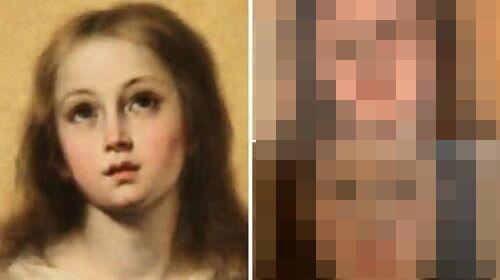絵画 修復 スペイン 失敗 専門家に関連した画像-01