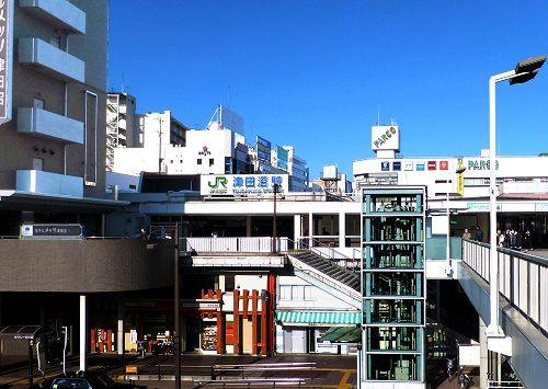 台風津田沼駅行列に関連した画像-01