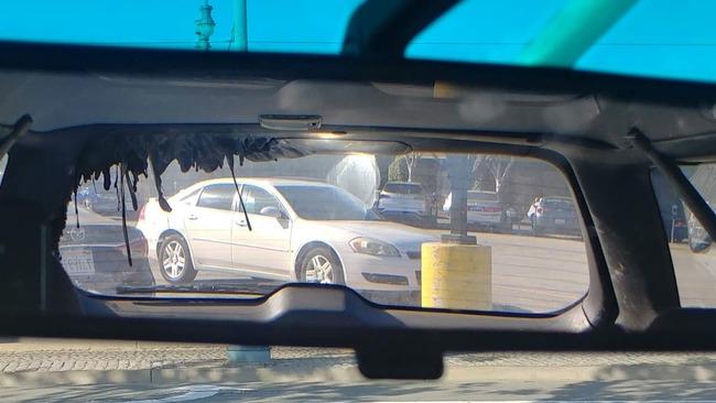 太陽 照らす 車 パラボラ鏡 車内 放置に関連した画像-04