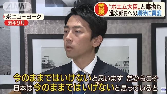 小泉進次郎 構文 迷言 謎ワードに関連した画像-01