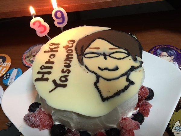 生誕祭 誕生日 安元洋貴 39歳 安元大事件 に関連した画像-02