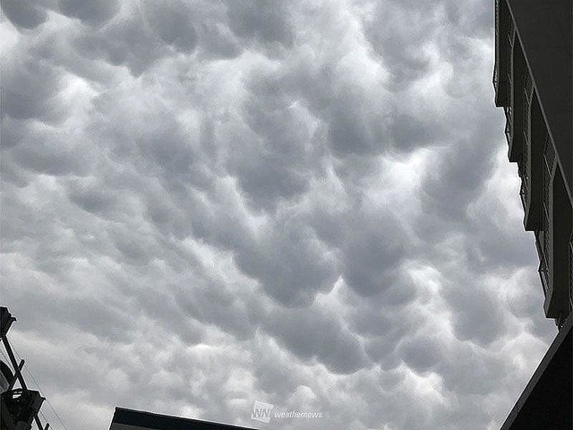 乳房雲 天気予報 東京 埼玉に関連した画像-03