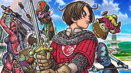 3DS ドラゴンクエスト10に関連した画像-01