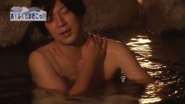 岸田メル 入浴シーンに関連した画像-01