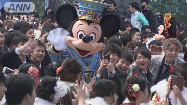 千葉 浦安市 ディスニー 成人式 延期に関連した画像-01