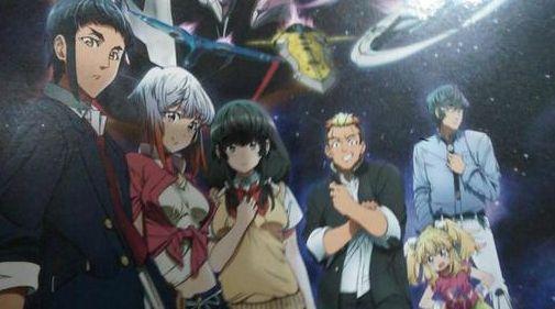 アクエリオン ロゴス 舞台化 OVAに関連した画像-01