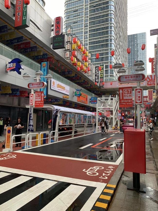 中国 ディストピア 日本 広東省 佛山 日本街に関連した画像-05