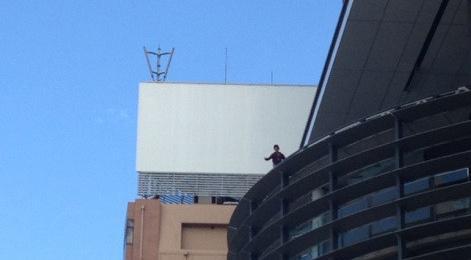 渋谷 飛び降り自殺に関連した画像-01