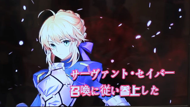 Fate staynight ブラウザゲーム 中国に関連した画像-01