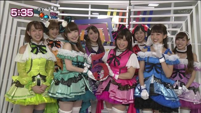 ラブライブ! μ's NHK 特集 女子小学生 インタビューに関連した画像-03