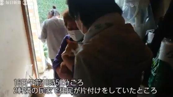 台風19号 猫 行方不明 再開 動画に関連した画像-07