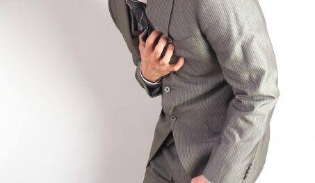 フィリピン 男性 胸の痛み レントゲン写真 ナイフに関連した画像-01