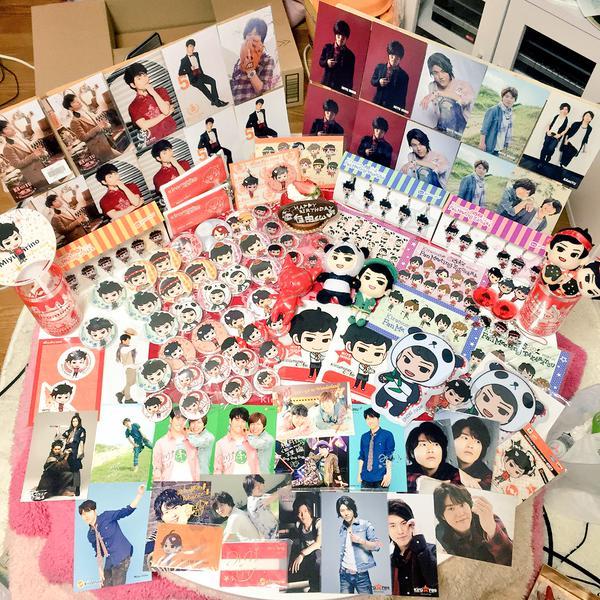 入野自由 生誕祭 誕生日に関連した画像-04