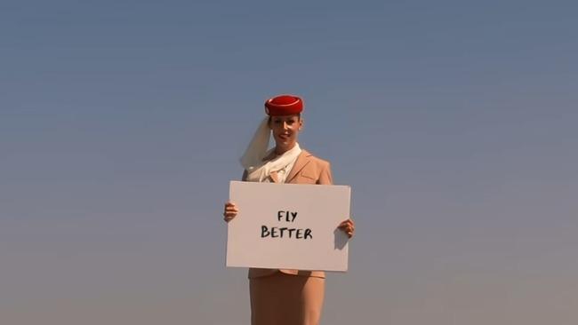 エレミーツ航空 CM ドバイ高層ビル ビルブルジュ・ハリファ 頂上 撮影に関連した画像-03