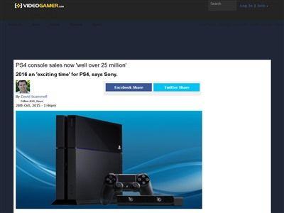 PS4 販売台数 ソニーに関連した画像-02