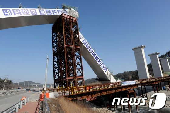 韓国 平昌オリンピック 端 崩壊に関連した画像-03