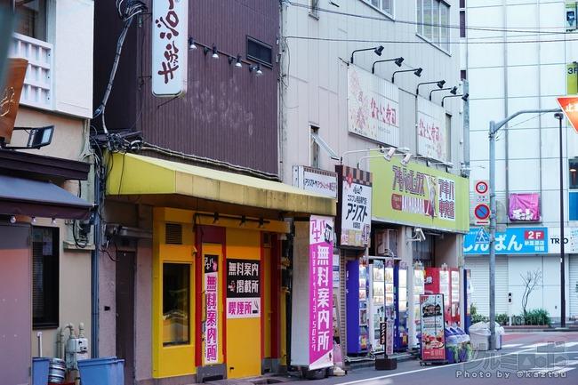 秋葉原 無料案内所 アキバ 風俗街に関連した画像-09