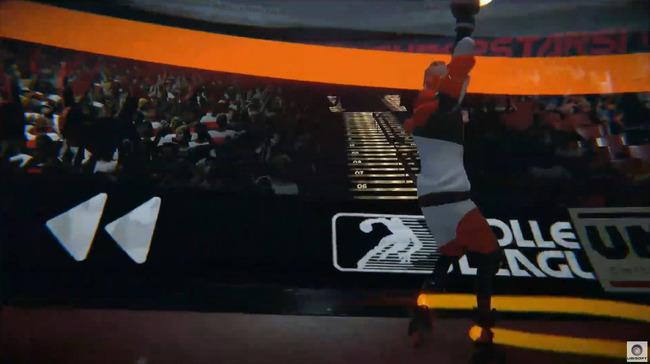 E3 ユービーアイソフト カンファレンス2019 Roller Champions スポーツゲームに関連した画像-12