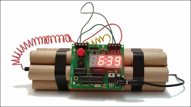 農家 カラス除け 爆竹 蚊取り線香 時限爆弾に関連した画像-01