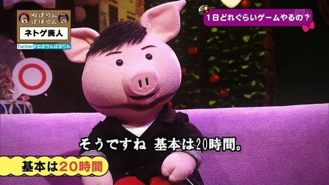ネトゲ ネトゲ廃人 NHK 特集 ねほりんぱほりんに関連した画像-12