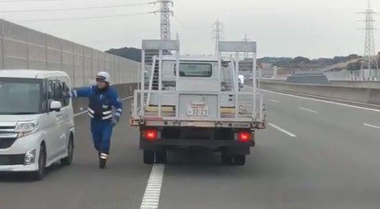 新東名 軽自動車 逆走に関連した画像-10