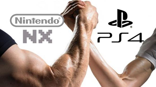 NX vs PS4 に関連した画像-01