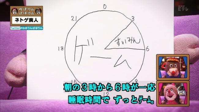 ネトゲ ネトゲ廃人 NHK 特集 ねほりんぱほりんに関連した画像-13