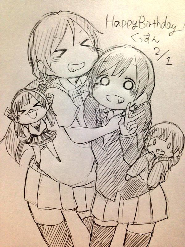 楠田亜衣奈 生誕祭 誕生日 ラブライブ!に関連した画像-02