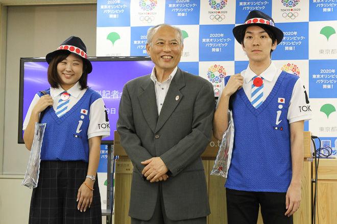 東京五輪 制服 法被に関連した画像-01