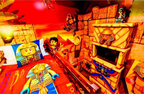 名古屋 レゴホテル レゴランド LEGO テーマパークに関連した画像-06