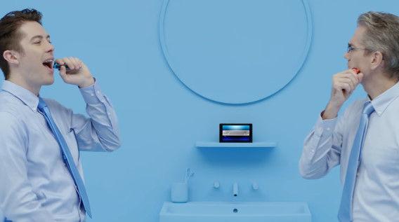 ニンテンドースイッチ ワンツースイッチ 赤ちゃん 髭剃りに関連した画像-04