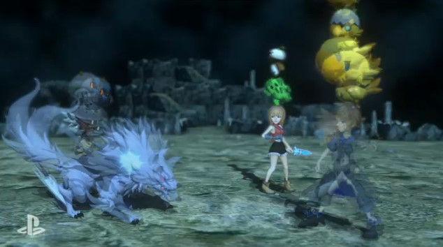 E3 SCE カンファレンス ワールドオブファイナルファンタジーに関連した画像-08