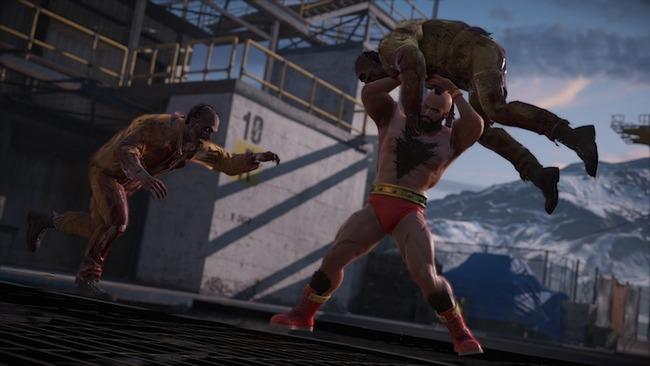 デッドライジング4 PS4版 DLC スペシャルエディション 時限独占 カプコンヒーローズに関連した画像-03