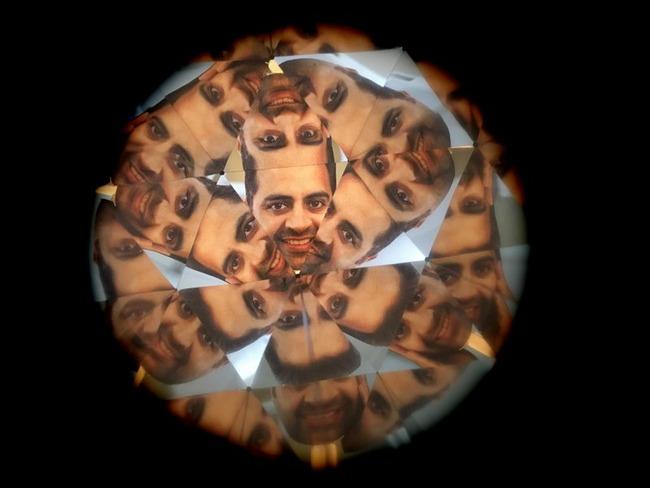 覗き穴 万華鏡 インド人に関連した画像-05
