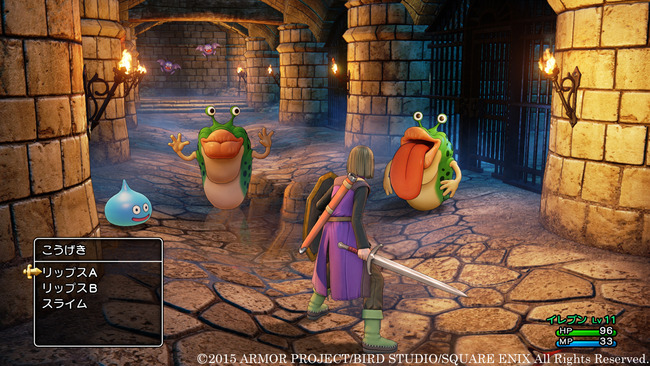 ドラゴンクエスト11 スクリーンショットに関連した画像-01