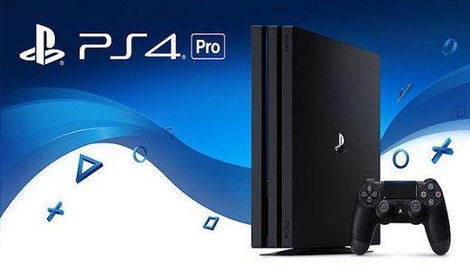 PS4 Pro 4Kに関連した画像-01