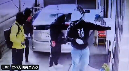 窃盗集団 犯罪 ツイッターに関連した画像-05