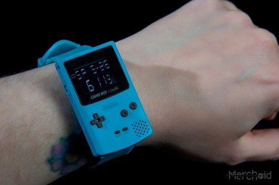 ゲームボーイカラー腕時計に関連した画像-01