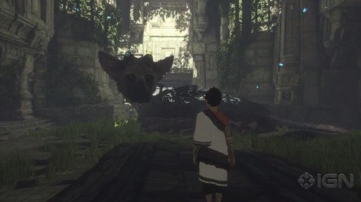 PS4『人喰いの大鷲トリコ』最新プレイ動画が公開!2016に発売さ ...