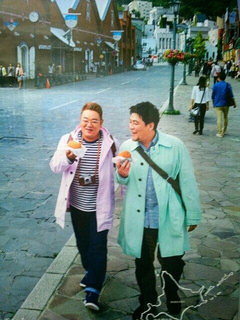 サンドウィッチマン 広告 ゲイカップルに関連した画像-04