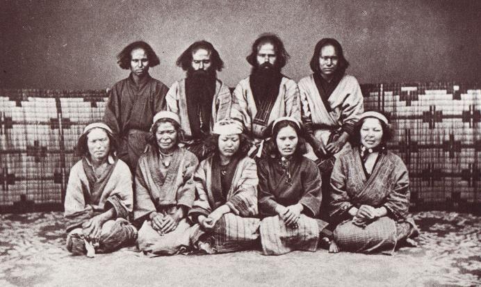 琉球人_アイヌ人と琉球人のDNAが非常に近いことが判明!また本土日本
