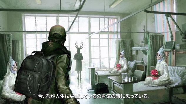 Year Of The Ladybug 動画 ホラーゲーム PVに関連した画像-06