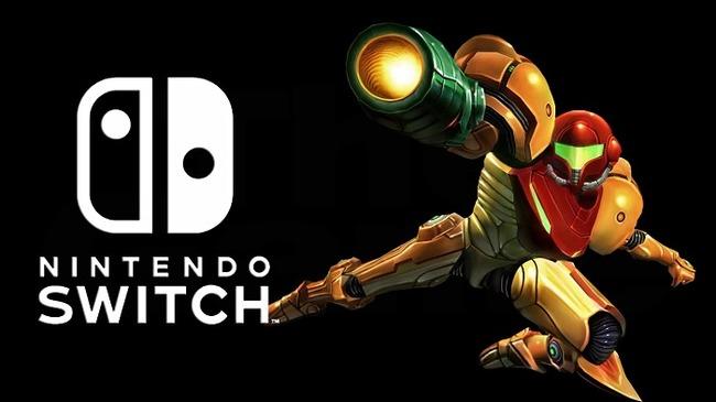 メトロイド 任天堂 ニンテンドースイッチ 新作に関連した画像-01