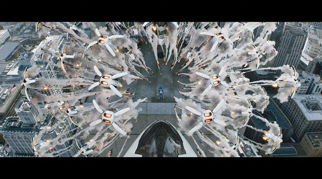 ソニック・ザ・ヘッジホッグ ハリウッド 実写映画 CG 予告トレーラー 映像に関連した画像-21