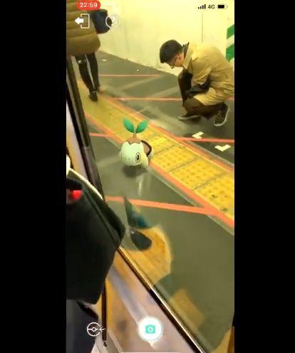 ポケモンGO ポケモン 駅に関連した画像-03