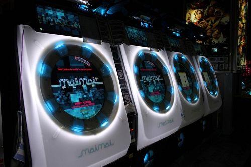 ゲームセンター 洗濯機 maimaiに関連した画像-01