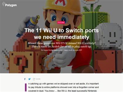 WiiU スイッチに関連した画像-02
