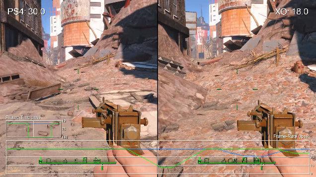 フォールアウト4 動画 fps 計測 PS4 XboxOne ベセスダ・ソフトワークスに関連した画像-08