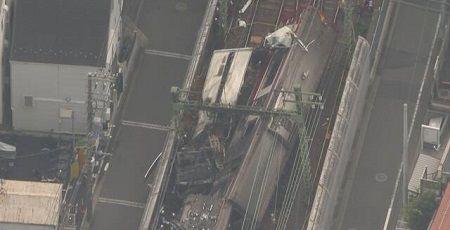 京急線 脱線 衝突 トラック 事故 死亡 怪我に関連した画像-01