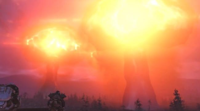フォールアウト76 核ミサイル サーバーダウンに関連した画像-01